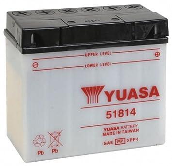Yuasa YUAM2219B 51814 Battery