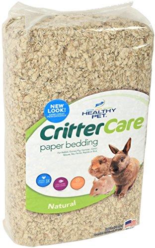 Dwarf Hamster Bedding (Healthy Pet HPCC Natural Bedding, 30-Liter)