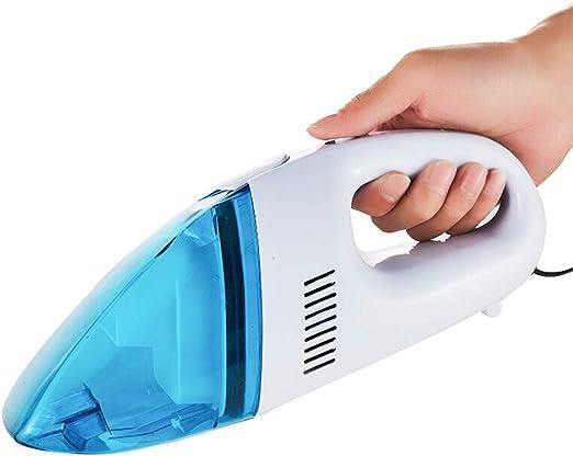Aspirador de Coches Mini Pequeño portátil de Mano Aspirador móvil ...