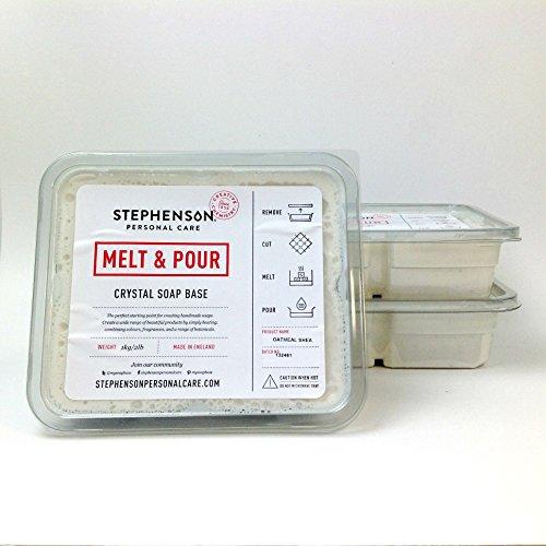 Stephenson 2# Oatmeal Shea Soap