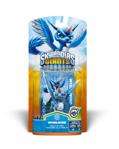 Skylanders Giants: Single Character Pack Core Series 2 Whirl - Whirlwind Swap Force
