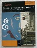 Piano Literature, Book 3 Intermediate (The Developing Artist Original Keybaord Classics)