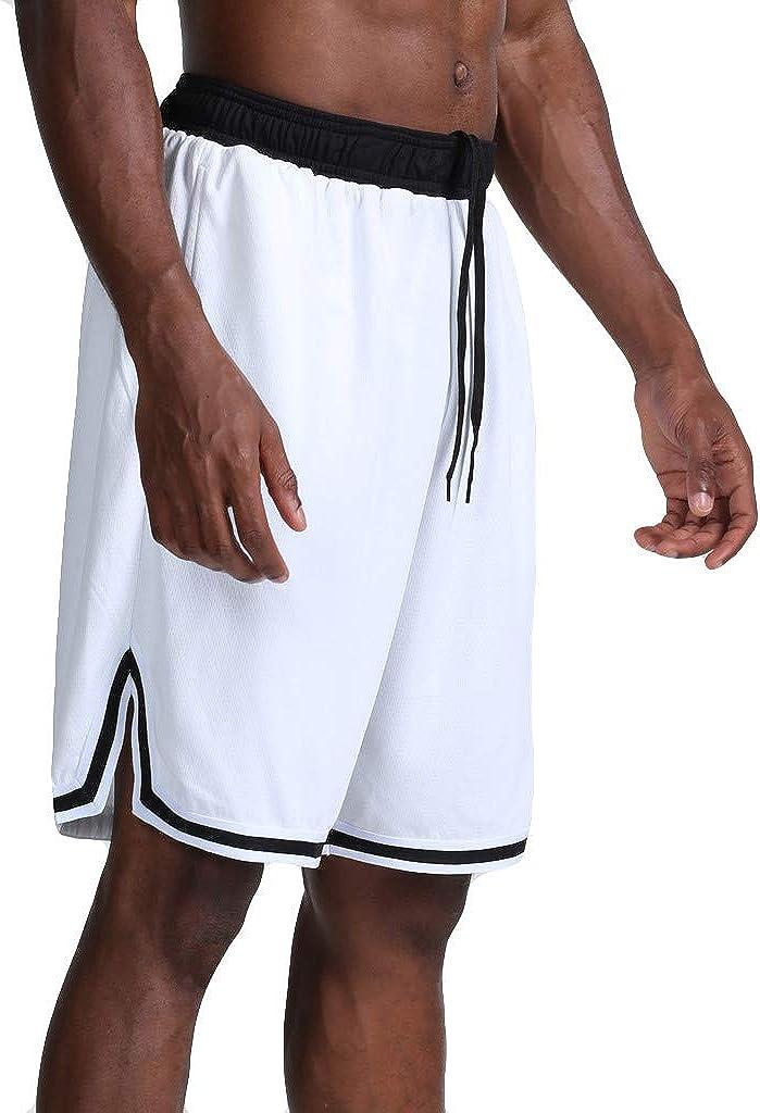 Costume da Bagno Uomo Pantaloncini Uomo Asciugatura Rapida Ragazzo Calzoncini da Bagno Mare Sportivi Pantaloni Corti Bermuda Shorts Fodera in Mesh//Tasche