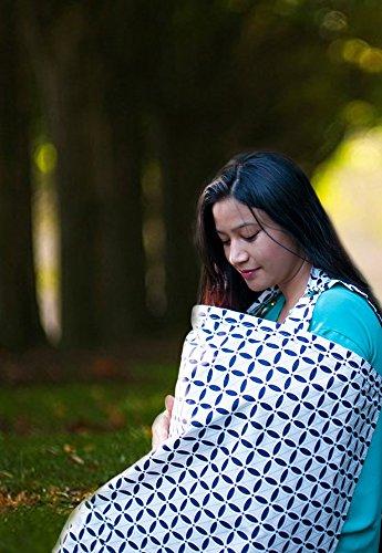 Nursing Breastfeeding Privacy Neckline Breathable