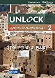 img - for Unlock Level 2 Listening and Speaking Skills Presentation Plus DVD-ROM book / textbook / text book