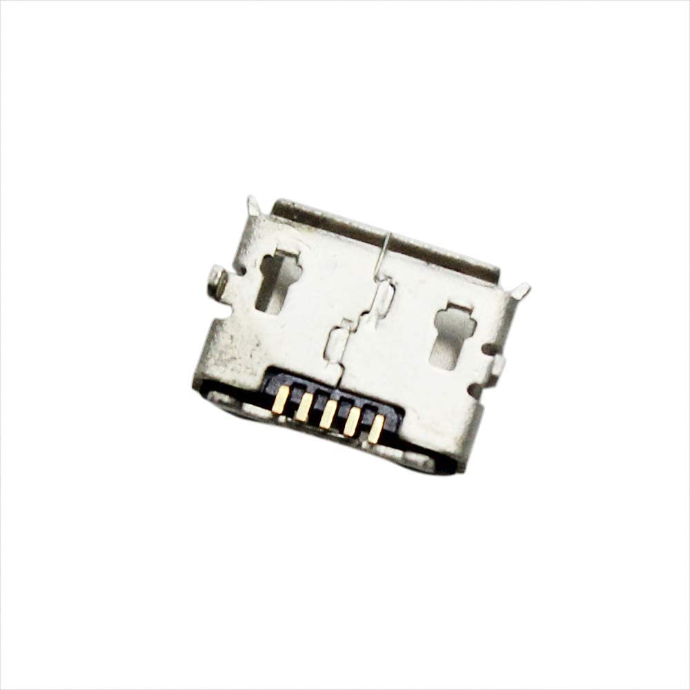 GinTai Micro USB DC Charging Port Jack Connector Replacement for Huawei MediaPad T3 BG2-W09 BG2-WXX 2pcs