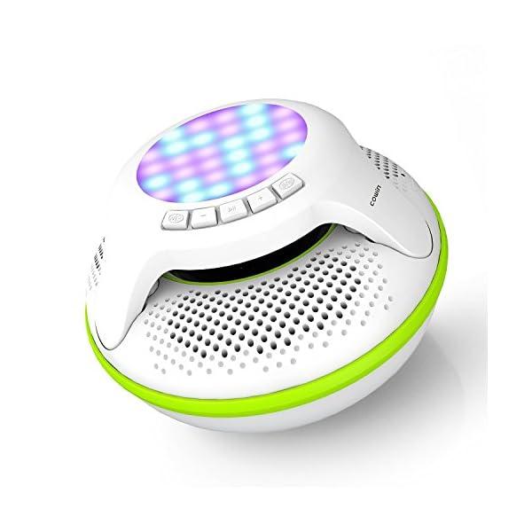 Floating Waterproof Bluetooth Speaker