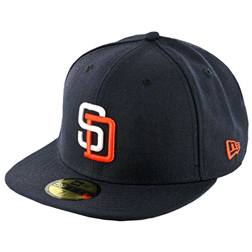 New Era 59Fifty San Diego Padres CO 1998 Tony Gwynn Fitted Hat (Navy) MLB Cap – DiZiSports Store