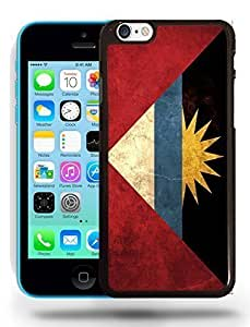 Antigua and Barbuda Vintage Flag Phone Case Cover Designs for iPhone 5C
