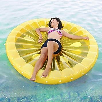 Único hinchable flotante en el agua, PVC inflable pelota de ...