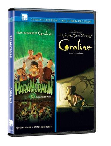 ParaNorman / Coraline (Double Feature) (Movie Coraline Dvd)