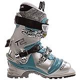 SCARPA Women's T2 Eco Ski Boots Blue 23