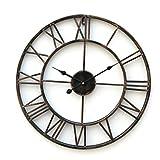 LightInTheBox 20¡° Country Style Metal Wall ClockWall Clocks