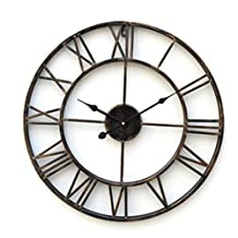 LightInTheBox 20¡° Country Style Metal Wall ClockWall Clocks