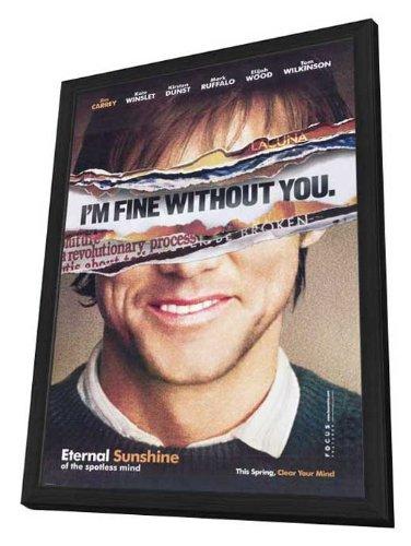 Eternal Sunshine of the Spotless Mind - 27 x 40 Framed Movie Poster