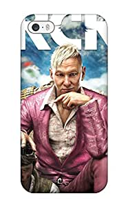 Perfect Far Cry 4 Game Case Cover Skin For Iphone 5/5s Phone Case