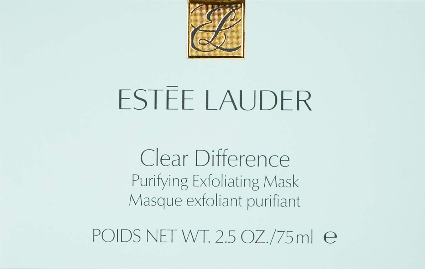 Estee Lauder Clear Difference Purifying Exfoliating Mask, 2.5 Ounce
