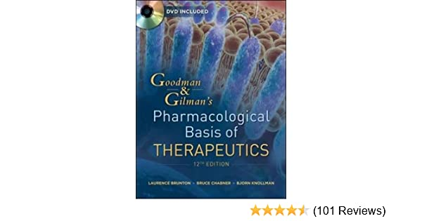 The Pharmacological Basis Of Therapeutics 12th Edition Pdf