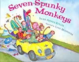 Seven Spunky Monkeys, Jackie French Koller, 0152025197
