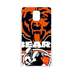 Intrepid Bears Fahionable And Popular High Quality Back Case Cover For Samsung Galaxy Note4
