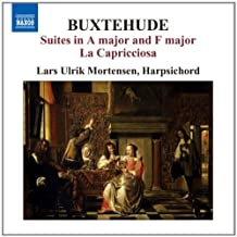 Harpsichord Music-Suites in a Major & F Major