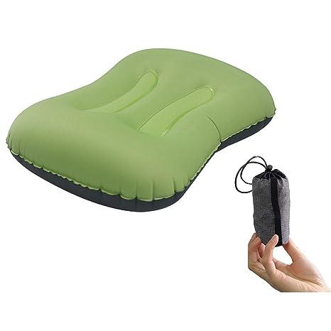 hinchable camping Cojín Compresión rbares ultraligeras Portable ...