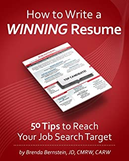 Amazon Com How To Write A Winning Resume 50 Tips To Reach Your