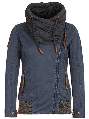 Jacket M Naketano se Dark Omin Blue Women se Jacket Diese X0xZw5f