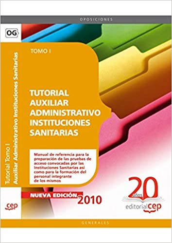 Tutorial Auxiliar Administrativo Instituciones Sanitarias.