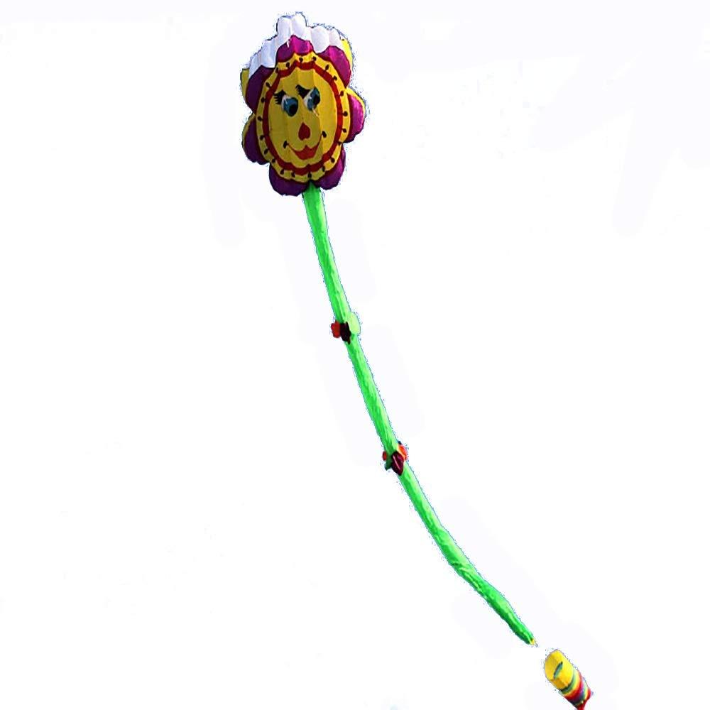 凧アウトドア玩具 ヒマワリソフトカイトサンフラワーカイトソフトボディそよ風が飛ぶのは簡単 B07QDJVZRB スポーツ健康の楽しみ B07QDJVZRB, エイワン:14421f14 --- ferraridentalclinic.com.lb