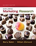 img - for Exploring Marketing Research (with Qualtrics Printed Access Card) book / textbook / text book