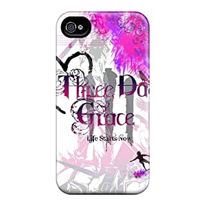 ChristopherWalsh Iphone 6plus Shock-Absorbing Hard Phone Covers Custom Beautiful Three Days Grace Series [OhL17695hNNC]