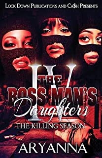 Book Cover: The Boss Man's Daughters 4: The Killing Season