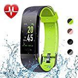 Best Activity Tracker Watches - Letsfit Fitness Tracker Color Screen HR, Heart Rate Review