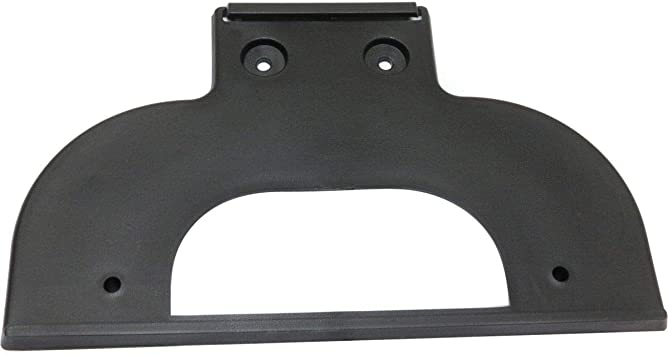 SILVERADO 03-06 FRONT BUMPER BRACKET,License,Base//LS//LT,Y Shape