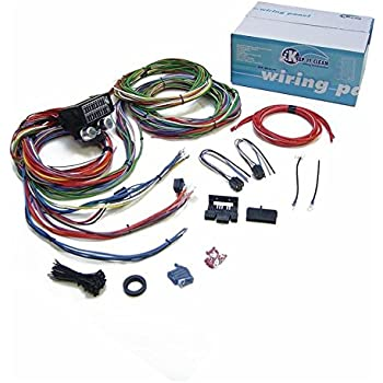 Amazon.com: Keep It Clean 10535 Fuse Wire Harness System 12 ... on vintage maine wiring harness, holley wiring harness, mastercraft wiring harness, bully dog wiring harness, tremec wiring harness, autoloc wiring harness, piaa wiring harness, ignition wiring harness, aem wiring harness, kickz wiring harness, vdo wiring harness,