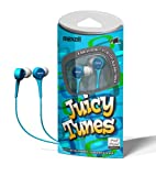 Maxell Juicy Tunes Earbud