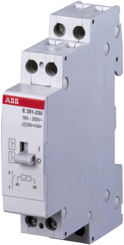 ABB Stromstossschalter E 251 1 Schliesser Neu