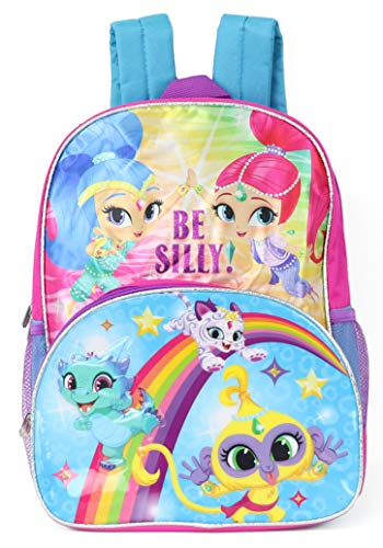 Shimmer and Shine Girls Backpack, Pink, One Size ()