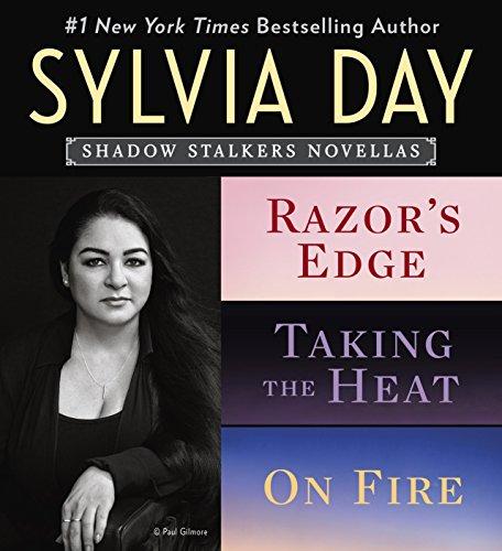 Sylvia Day Shadow Stalkers E-Bundle: Razor's Edge, Taking the Heat, On Fire