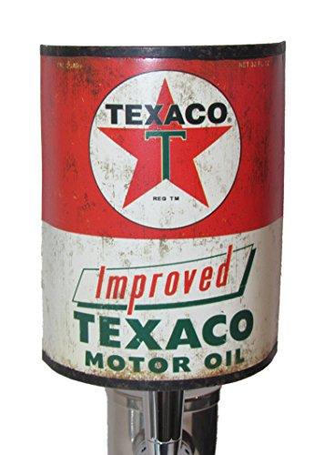 Kool Collectibles Texaco Oil Can Sports Bar Beer Tap Handle Kegerator Breweriana (Beer Can Collectibles)