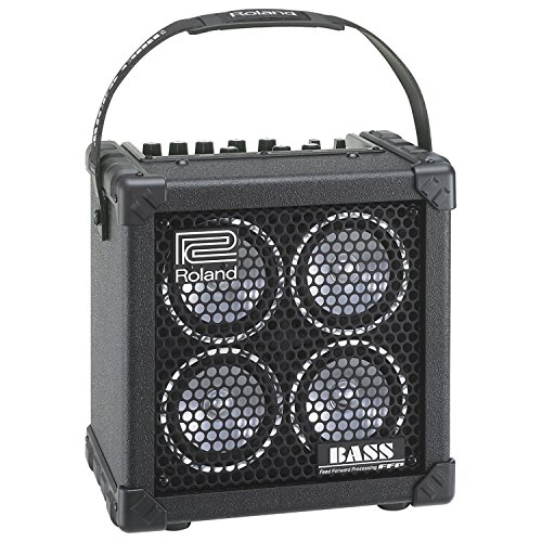 Roland Micro Cube Bass RX Battery-Powered Bass Combo Amp by Roland (Image #2)
