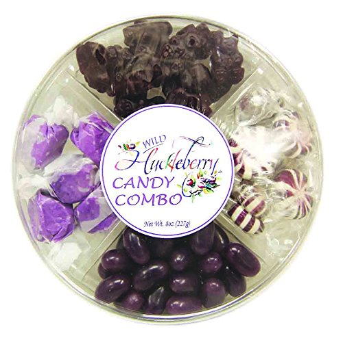 Wild Huckleberry Candy Combo
