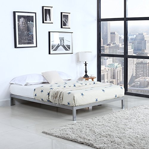 modern bed frame king - 6
