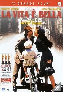 La Vita E Bella Italian Edition Nicoletta Braschi Roberto Benigni Movies Tv