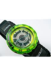 1997 Scuba Swatch Watch Grip It SDB111