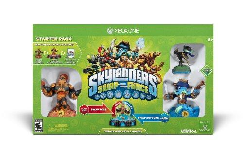 Skylanders Swap Force Starter Pack for Xbox One