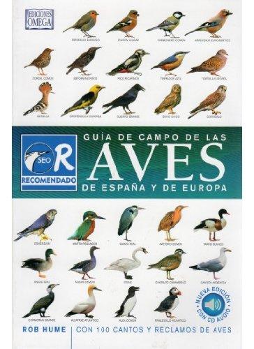 G.C.AVES ESPAÑA Y EUROPA, N/ED. GUIAS DEL NATURALISTA-AVES: Amazon.es: HUME, R.: Libros