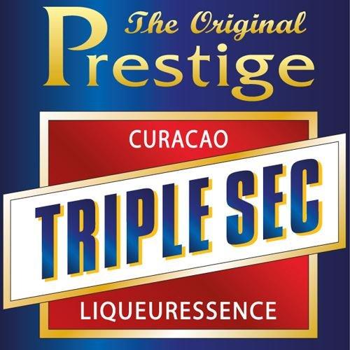 Prestige Essences Triple Sec 20ml Flavours 750ml of Vodka, Spirit or Moonshine