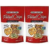 Snack Factory Everything Pretzel Crisps 7.2oz (2 pack)